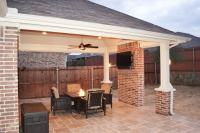 Houston Patio Cover, Dallas Patio Design, Katy - Texas ...