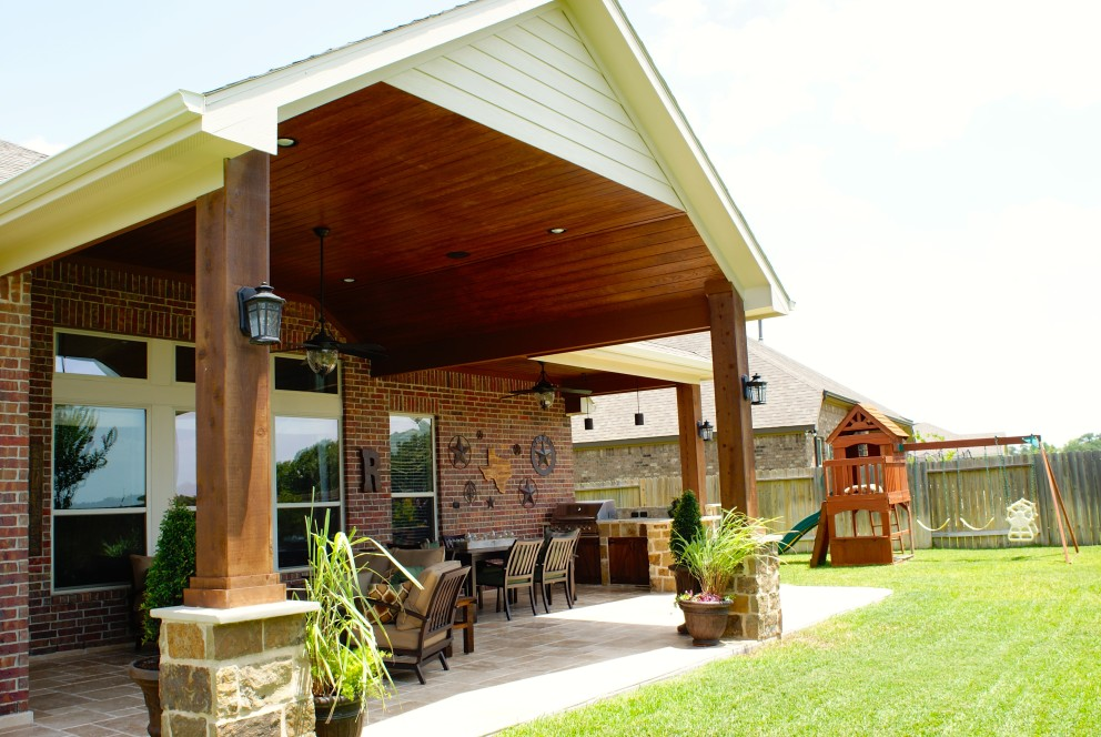 https texascustompatios com projects gable style roofs