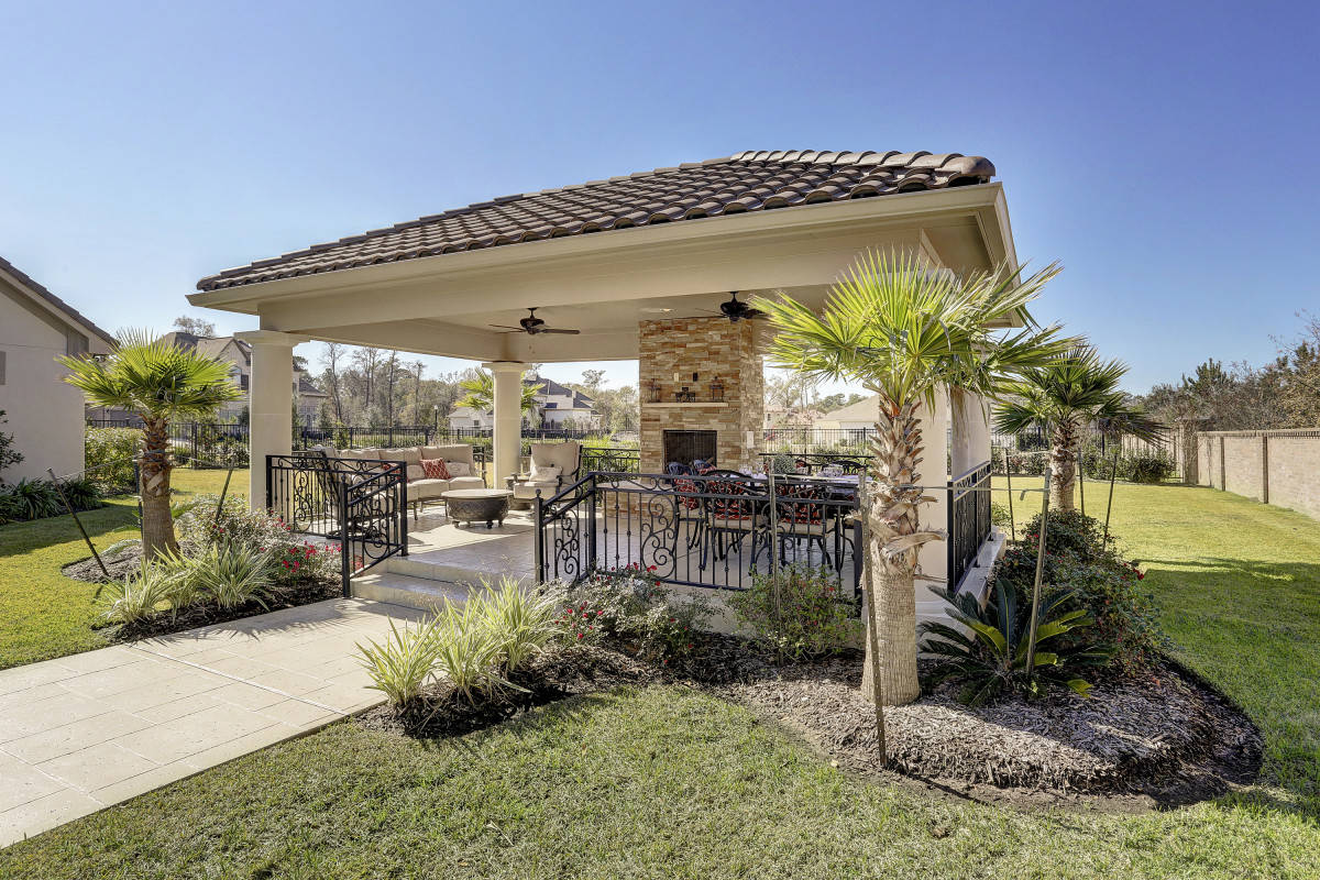 freestanding patio cover humble texas