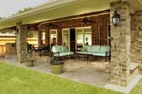 Gable Roofs Houston, Dallas & Katy - Texas Custom Patios