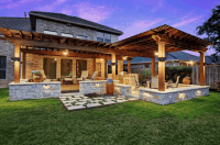 Project of the Month Archives - Texas Custom Patios