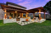 Texas Custom Patios Outdoor Living