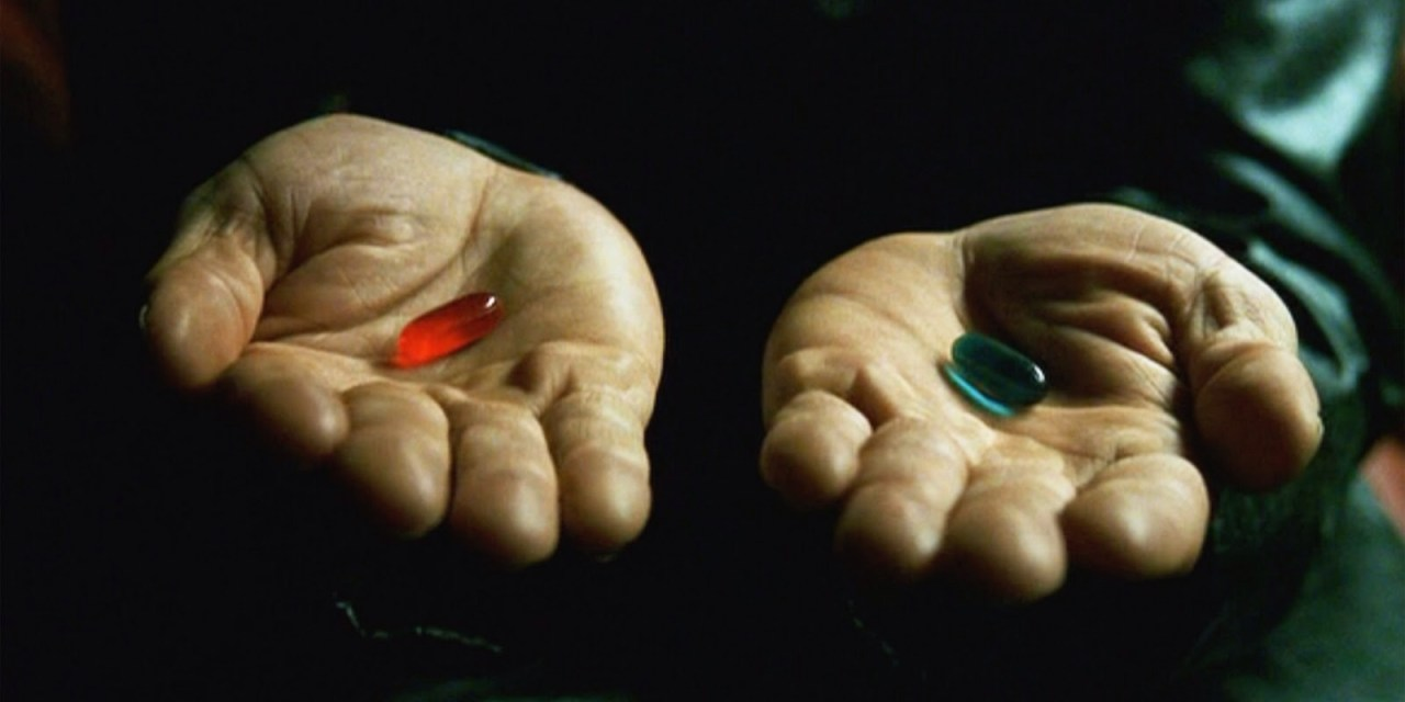 Red Pill thru the D/s Lens