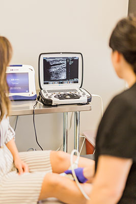 Diagnostic Ultrasound Evaluation