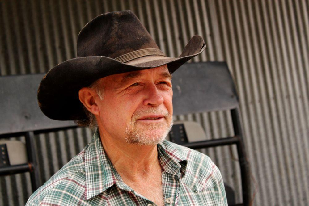 Bill Rivers, rancher/dresseur au grand coeur
