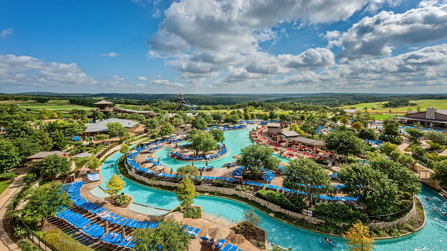 Compare Texas Resort Pools Amp Lazy Rivers Texas Family