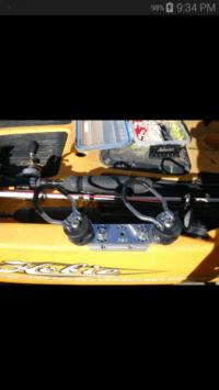 Bee Ready rod holders | Kayak Fishing | Texas Fishing Forum