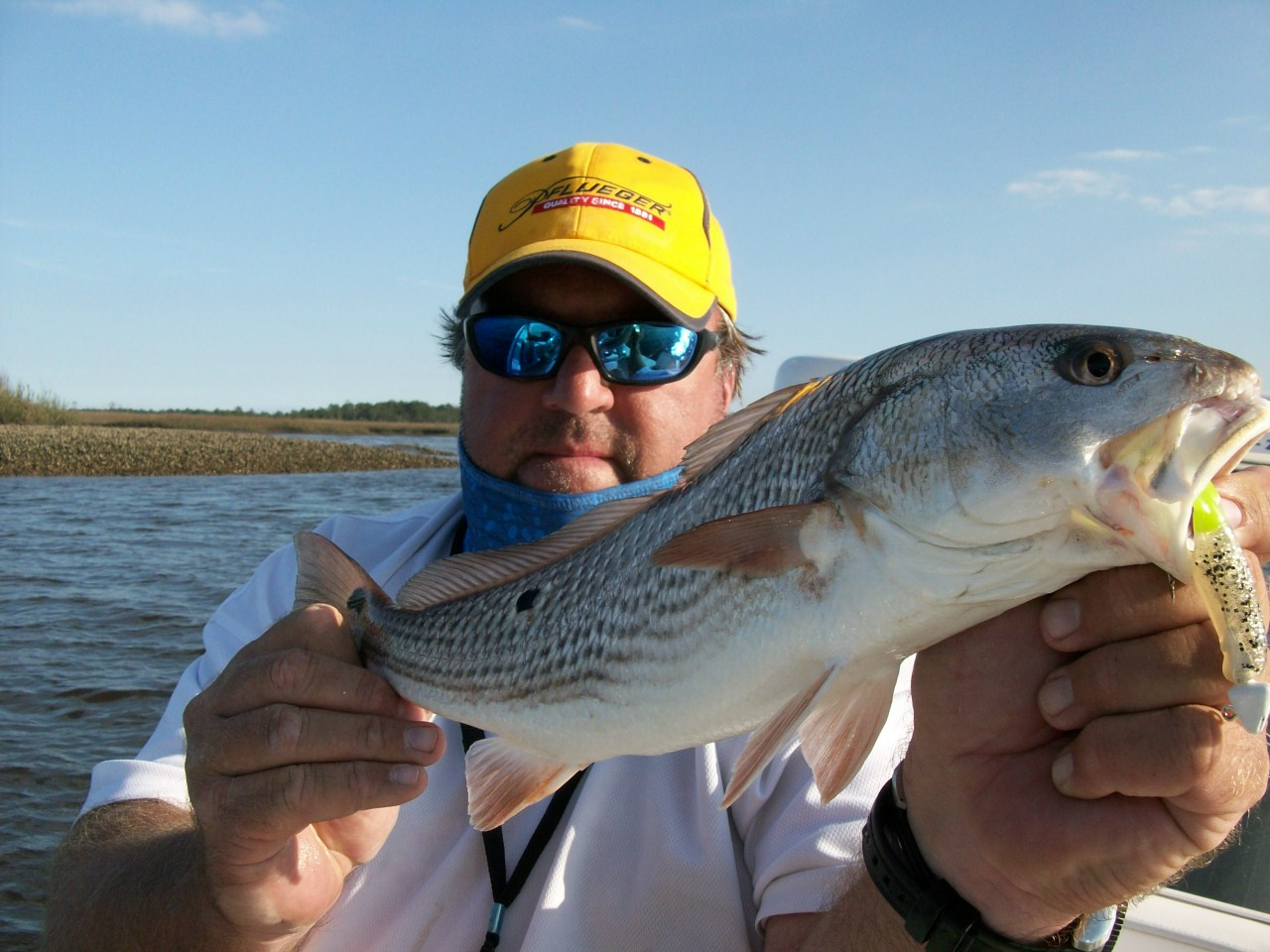 Corpus Chirsti Bay Fishing Map And Fishing Spotstexas