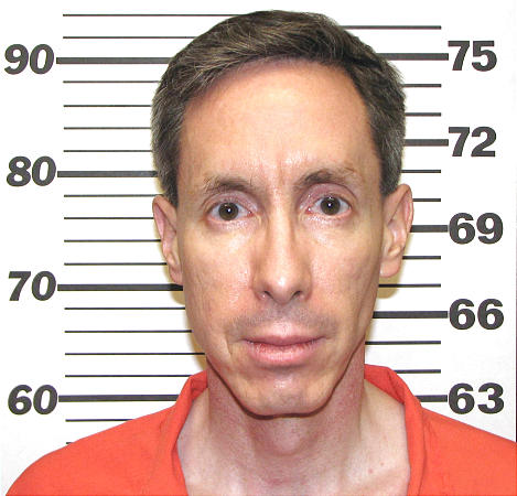 arren Jeffs' prison mugshot
