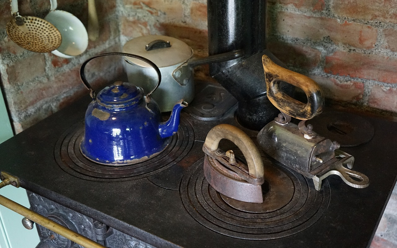 Museum Searching For Antique Kitchen Gadgets  Texas