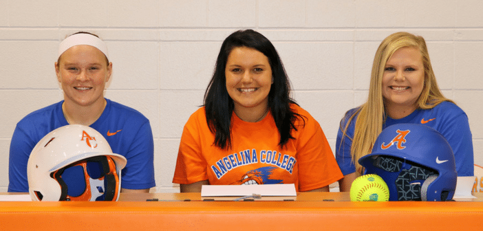 Lady Roadrunner Softball Lands Three Signees  Mayes, Rodger and Ancelot Expected to Make Immediate Impact