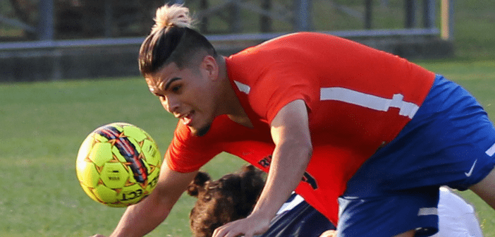 AC Soccer's Garcia Named 1st Team All-Region  Lufkin Product Becomes First Roadrunner to Receive Honor