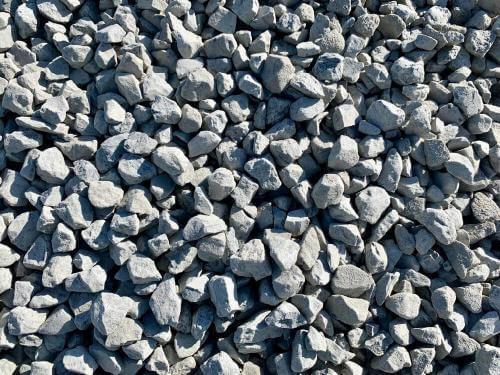bull rock gravel - delivery landscaping