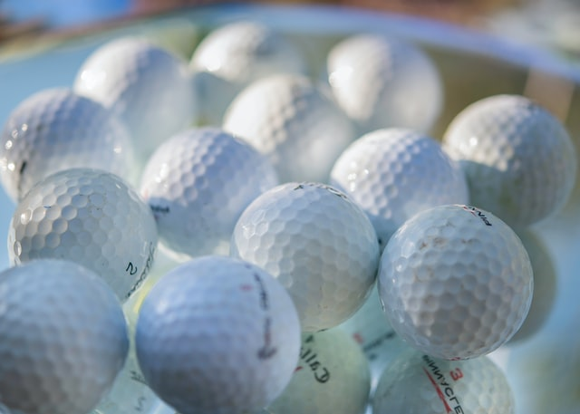 what-is-a-golf-ball-made-of