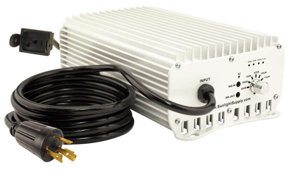 medium resolution of home lighting sun system 1 de etelligent compatible 1000 watt electronic ballast 480 volt