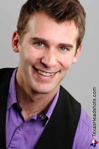 Arlington Actor Headshots Bronze Chance Hill 3004f