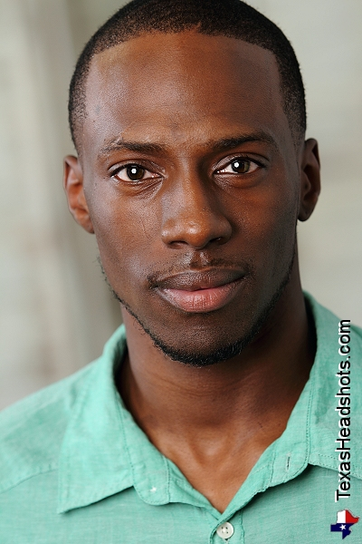 Arlington Actor Headshots - Bryson Mitchell 3140