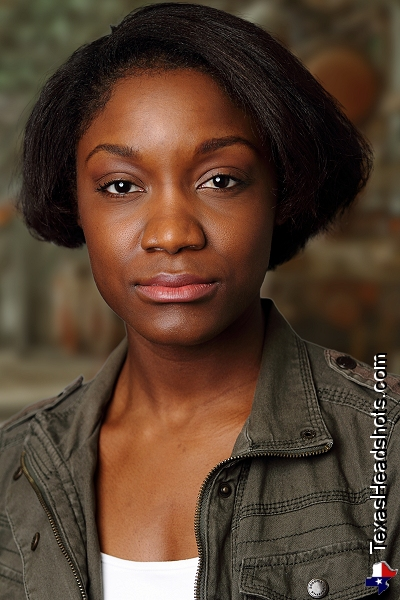 Dallas Actor Headshot Character Aleena Williams
