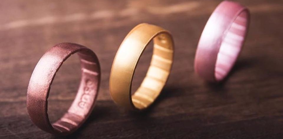 Silicone Wedding Bands Provide Alternative For Those Who