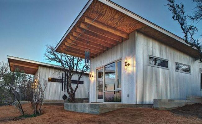 Tiny Homes And Simple Living Hits The Texas Hill Country