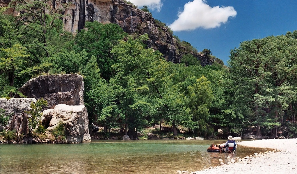 Cool In Concan The Frio The Floating The Fun To Be Had