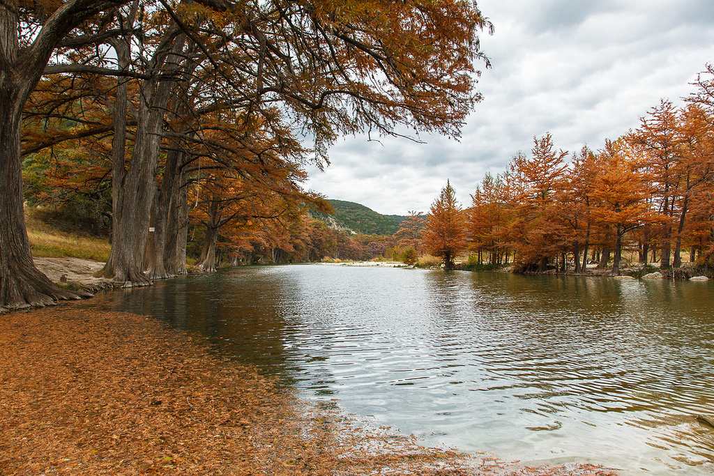 Fall In Central Park Wallpaper Love And Murder Haunt The Banks Of The Frio River