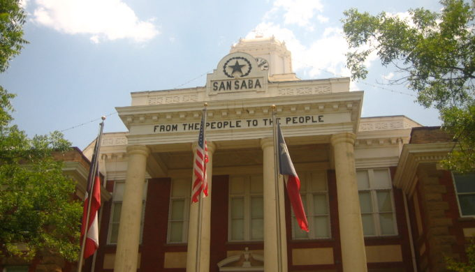 San Saba Courthouse