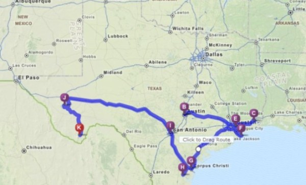 Tour of Texas MustSee Historical Landmarks