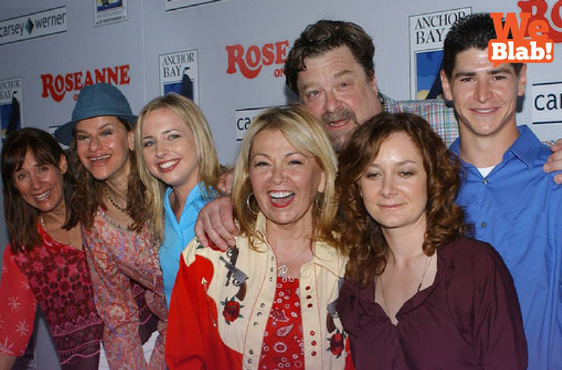 Cast Roseanne Then And Now