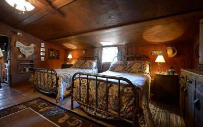 Rancho El Valle Chiquito – The Longhorn