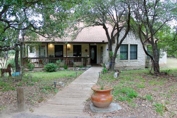 El Ranchito Main House