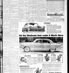 bastrop advertiser bastrop tex vol 101 no 46 ed 1 thursday january 14 1954 page 3 of 8 the portal to texas history [ 1500 x 2193 Pixel ]