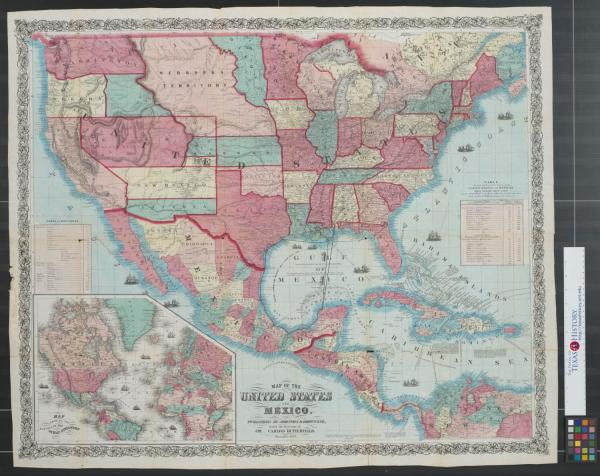 20+ United States Mexico Map 1800 Pictures and Ideas on Meta Networks