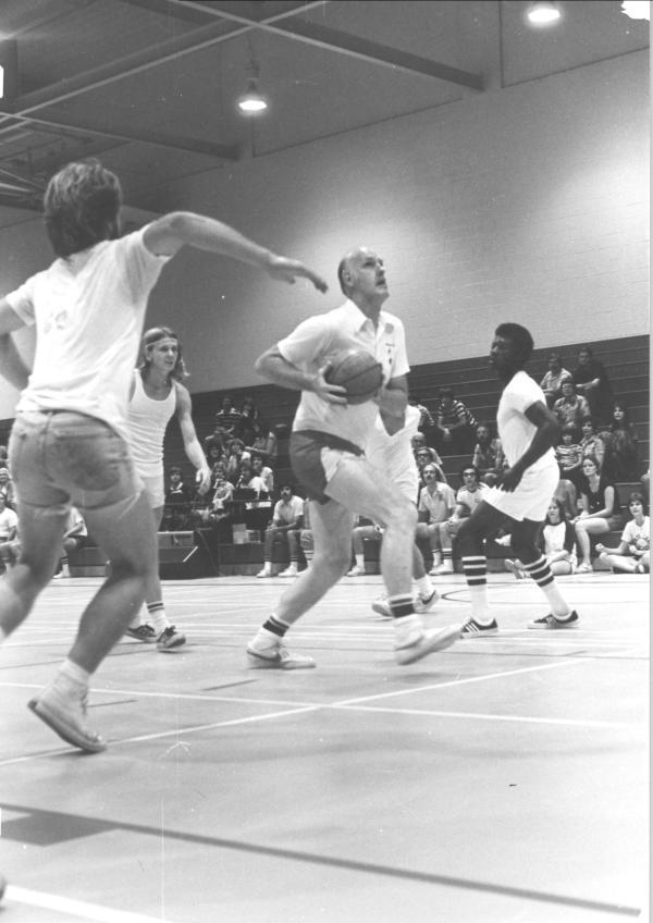 Neil Johnston Basketball Coach - Portal