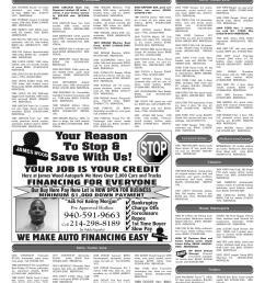 the greensheet dallas tex vol 34 no 168 ed 1 friday september 17 2010 page 41 of 44 the portal to texas history [ 1500 x 1919 Pixel ]