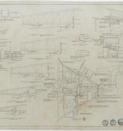 university baptist church auditorium abilene texas basement piping plan the portal to texas history [ 1500 x 1107 Pixel ]