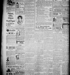 the houston daily post houston tex vol xvth year no 103 ed 1 sunday july 16 1899 page 26 of 26 the portal to texas history [ 1500 x 2001 Pixel ]