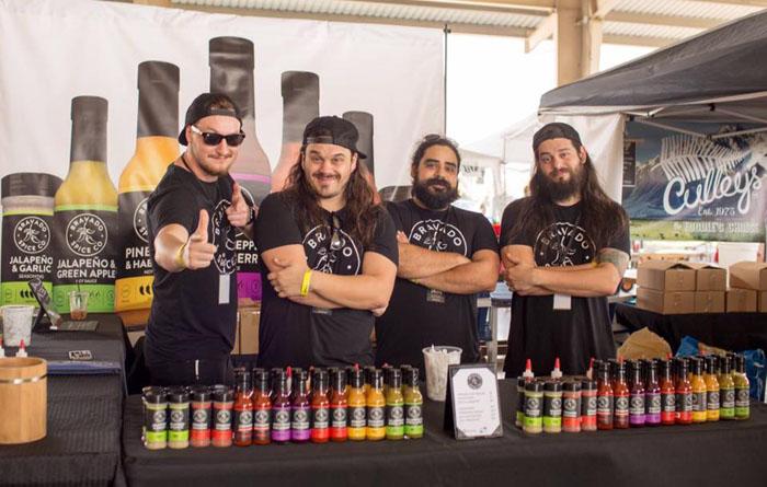 Exhibitors List Texas Hot Sauce Festival