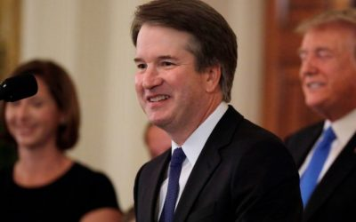 President Trump Nominates Brett Kavanaugh To US Supreme Court
