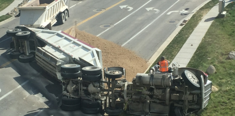 Two-Trucks-After-an-Accident