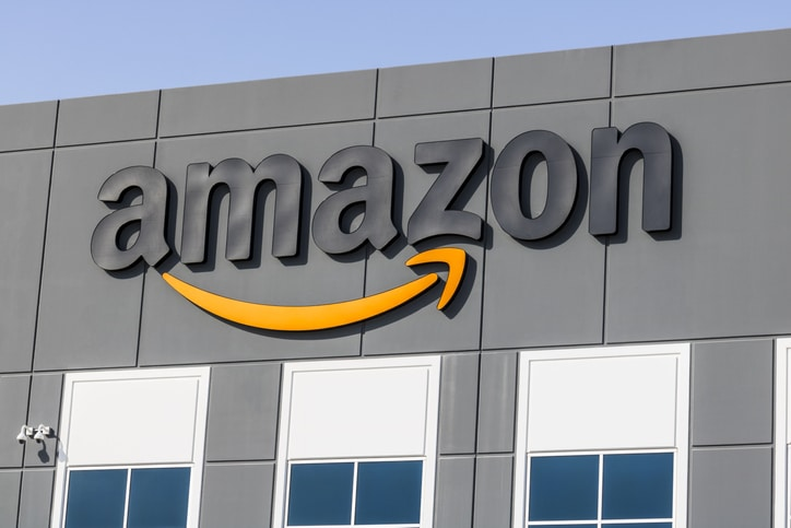 Amazon.com Fulfillment Center. Amazon is the Largest Internet-Based Retailer in the United States V