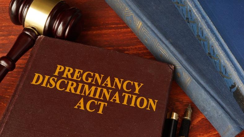 Pregnancy discrimination act book