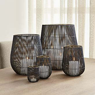 Kent Wire Candle Holders