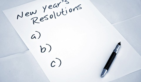 Defining my 2018 Resolutions