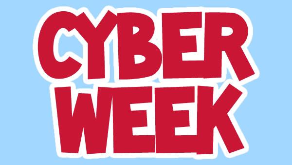Quick Peek at Cyber Week Sales!