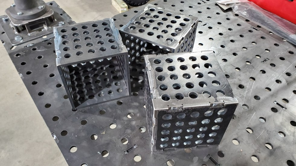 "6"" Cube Risers"