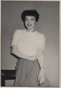Jackie Ormes/ Photo by Gayle Ormes Hawthorne