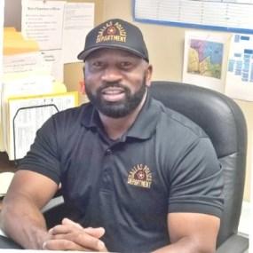 Terrance Hopkins,President Black Police Association/Twitter