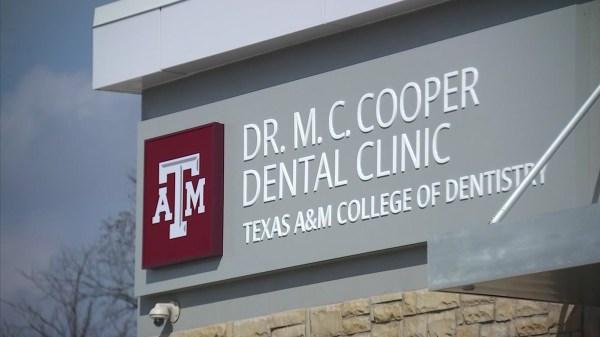 Texas A&M Cooper Dental Clinic