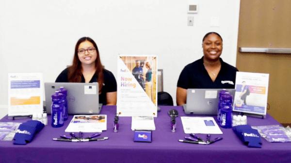 FedEx-Dallas Live Career Fair